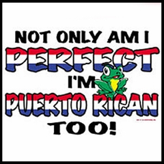Perfect And Puerto Rican T-Shirt