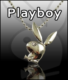 Playboy Jewelry  Necklaces, Playboy Earrings and Bracelets
