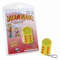 Pocket Fart Busters Key Chain