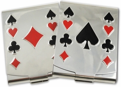 Poker Card Cigarette Case (For Regular Size Only)