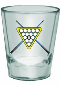 Pool Shot Glass