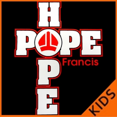 Pope Francis - Hope Kids T-shirt