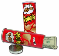 Pringles Diversion Can Safe