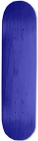 Pro Maple Skateboard Deck (Blue)