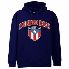 Puerto Rico International Hoodie