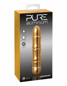 Pure Aluminium Medium Gold Vibrator