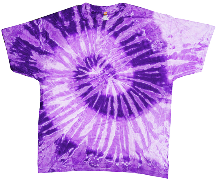 purple and white tie dye t shirt. Black Bedroom Furniture Sets. Home Design Ideas