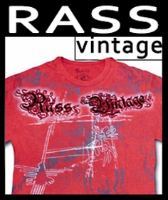 Rass Vintage & Forbidden inc. T-Shirts and Apparel