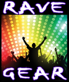 Rave Gear - Club Toys - Burning Man  Merchandise