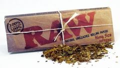 RAW Natural Unbleached King Supreme Rolling Paper