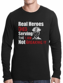 Real Heroes Thermal Shirt