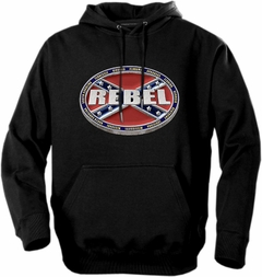 Rebel & Redneck Hoodies - States of the Confederacy Hooded Sweatshirt