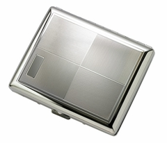Reflective Pattern Cigarette Case (For Regular Size & 100's)