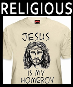 Religious & Faith T-Shirts