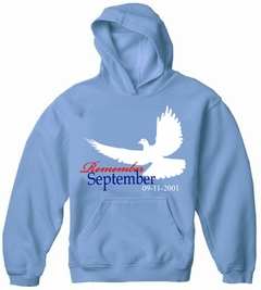 Remember September 9/11 Adult Hoodie