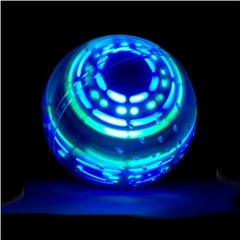 Robotic Laser Ball Sound Responsive Light Show