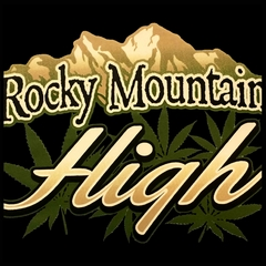 Rocky Mountain High Men's T-Shirt