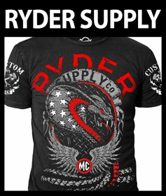 Ryder Supply Clothing - Respect All Fear None