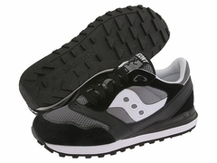 "Saucony ""Jazz 3000"" Sneakers (Black/Silver)"