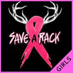 Save A Rack Girls T-Shirt