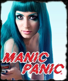Manic Panic Hair Dye - Manic Panic Amplified Hair Dye - Semi-Permanent Hair Color -