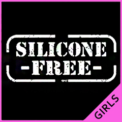 Silicone Free Girls T-Shirt
