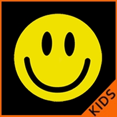 Smiley Face Kid's T-Shirt