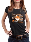 So Many Fox Sayings - What Does The Fox Say? Girl's T-Shirt