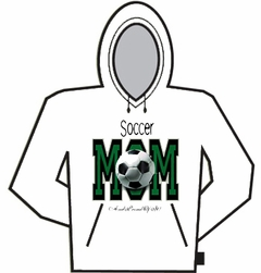 Soccer Mom And Proud Of It Hoodie