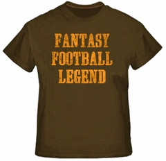 "Solid Threads ""Fantasy Football Legend"" T-Shirt"