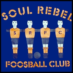 Soul Rebel Foosball Club T-Shirt