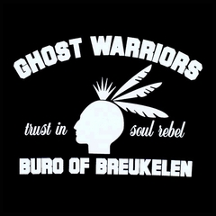Soul Rebel Ghost Warriors T-Shirt (Black)