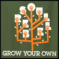 Soul Rebel Grow Your Own Men's T-Shirt