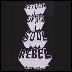 Soul Rebel Return Of The Soul Rebel T-Shirt (Black)