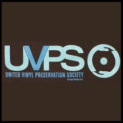 Soul Rebel United Vinyl Preservation Society T-Shirt
