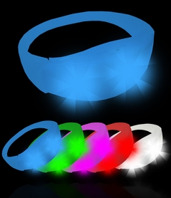 Sound Reactive LED Bracelet