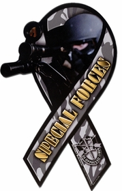 Special Forces Ribbon Magnet