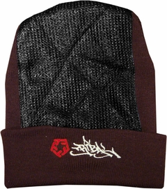 Spin Caps - Tribal Gear Headspin Beanie Spin Cap (Brown)