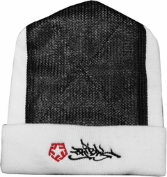 Spin Caps - Tribal Gear Headspin Beanie Spin Cap (White)