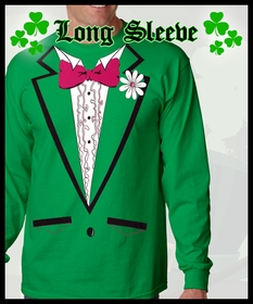 St. Patrick's Day Long Sleeve T-Shirts
