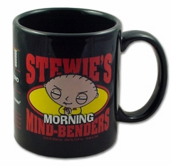 Stewie's Morning Mind-Benders Mug