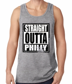 Straight Outta Philly Tank Top