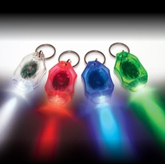 Super Bright LED Microlight Keychains