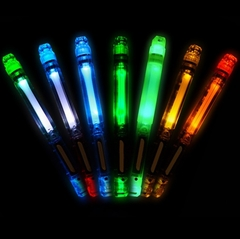 Super Electric Flashing Bright Rave Sticks
