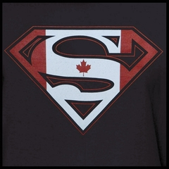 Superman Canadian Shield T-Shirt