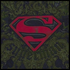 "Superman ""Dark Sky"" T-Shirt (Olive Green)"
