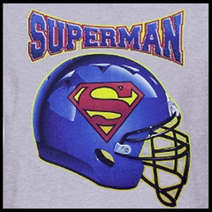 Superman Helmet T-Shirt