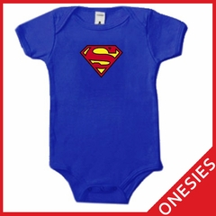 Superman Infant Onesies