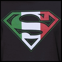 Superman Italian Shield T-Shirt