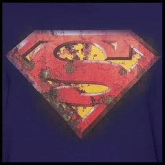 Superman Rusted Shield T-Shirt